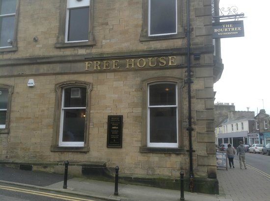 The Bourtree, Wetherspoons, Hawick