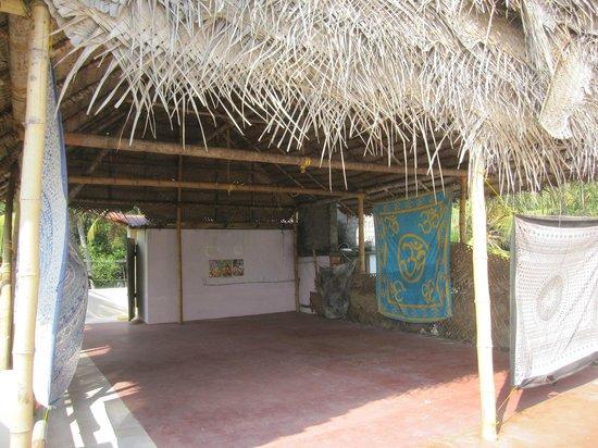 Oasis Beach Resort: Hotellets yogashala