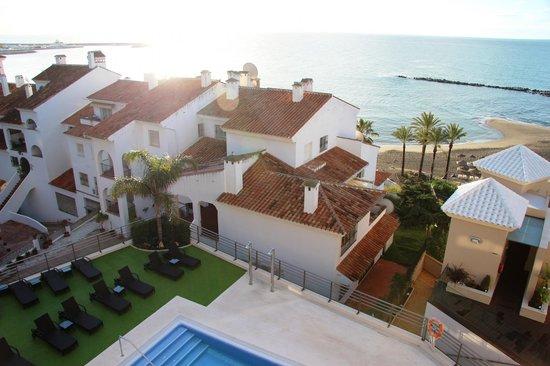 Vincci Selección Aleysa Hotel Boutique & Spa: Apartments next to the hotel