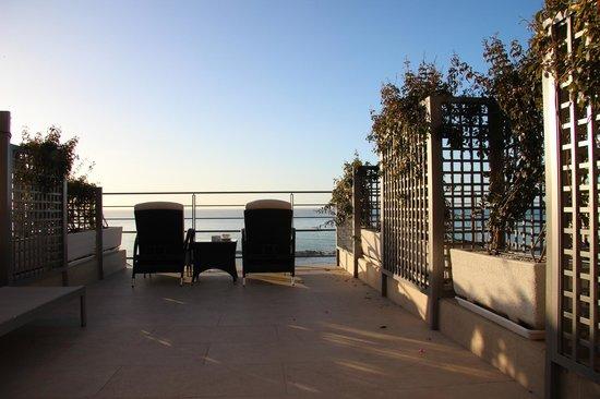 Vincci Selección Aleysa Hotel Boutique & Spa: Out to sea