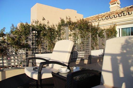 Vincci Selección Aleysa Hotel Boutique & Spa: Next door