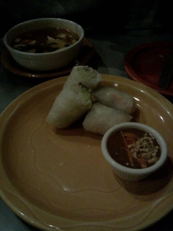 Pho and I : Spring Roll - Fresh!