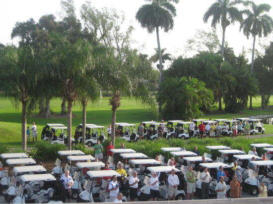 Hollywood Beach Golf Resort: Tournament for a purpose