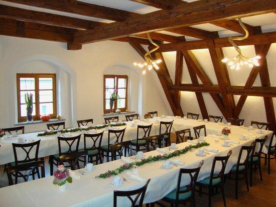 Hotel Europa Weiden Restaurant