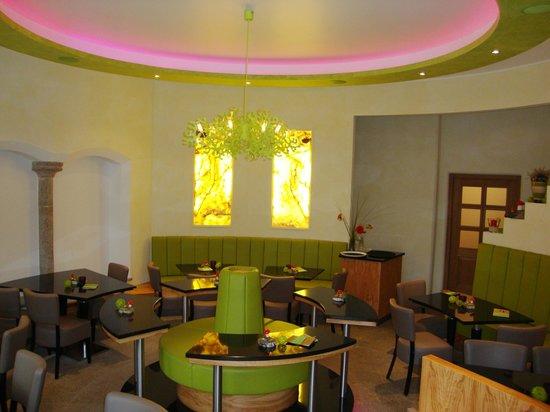 Restaurant Altes Eichamt: Unser Café im Erdgeschoss