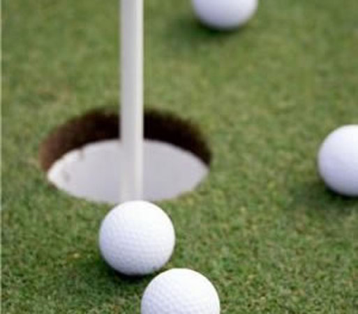 Hollywood Beach Golf Resort: Need to brush-up on your golf game? Golf lessons available