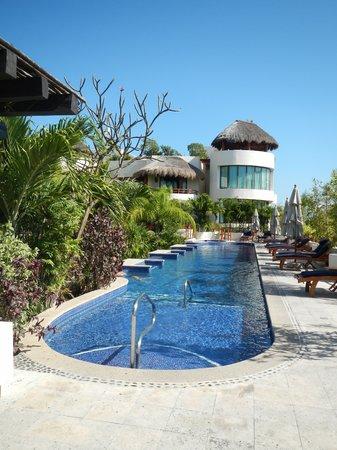 Porto Playa Condo Hotel & Beachclub: Pool area