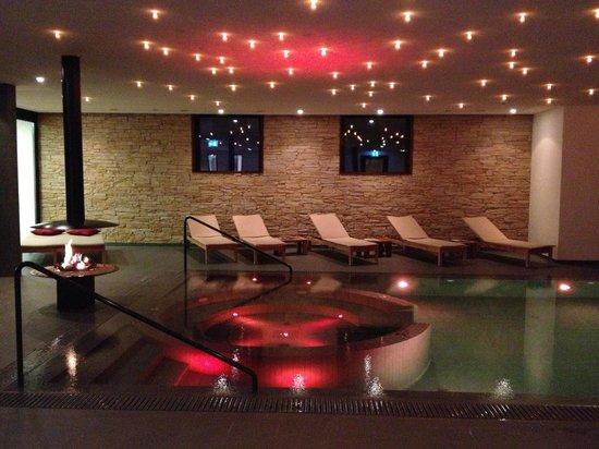 Hotel Bad Horn: Pool