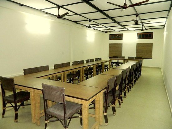 Infinity Resort Kaziranga: Conference hall