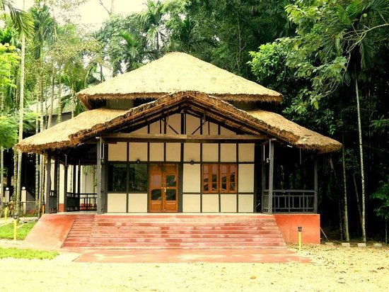 Infinity Resort Kaziranga: Reception building