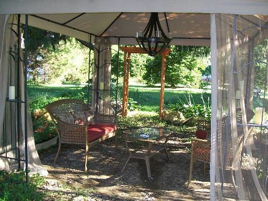 Blue Hen Bed & Breakfast: Shade Garden