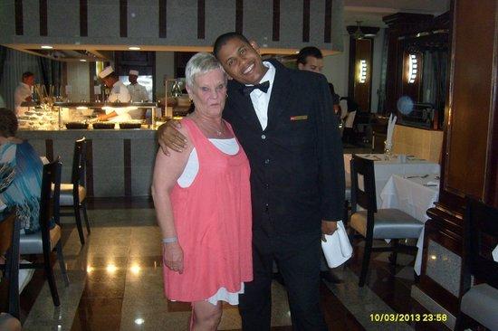 Hotel Riu Palace Macao: personnel très sympa