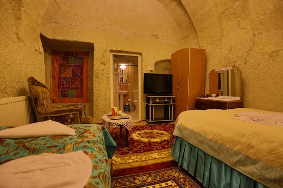 Goreme Valley Cave House: Cave Double Room: