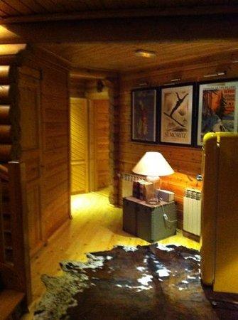 El Lodge: primera planta