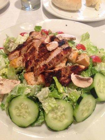 Cafe 225: chicken Cesar salad