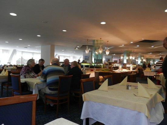 Hotel Histrion: sala da pranzo