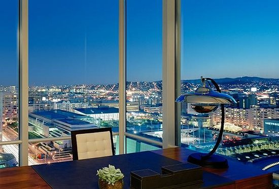The St. Regis San Francisco: View