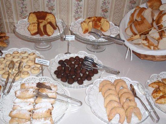 Hotel Darussaade Istanbul: colazione