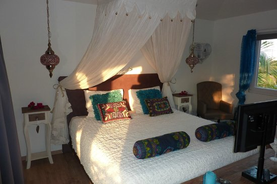 Bamboo Bali Bonaire - Boutique Resort: Our room