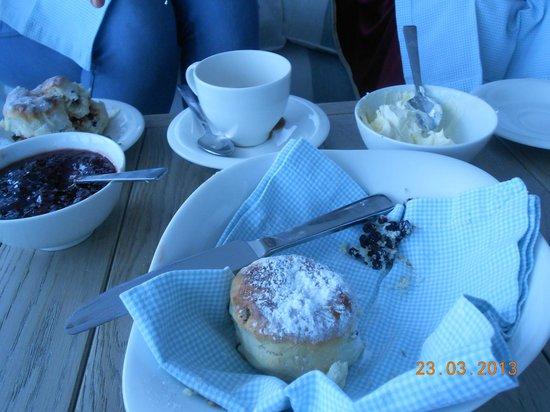 Boskerris Hotel: Cream teaaaaa