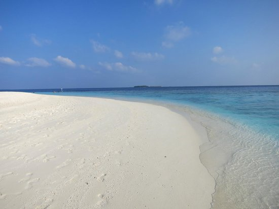 Angsana Ihuru: Incredible beach