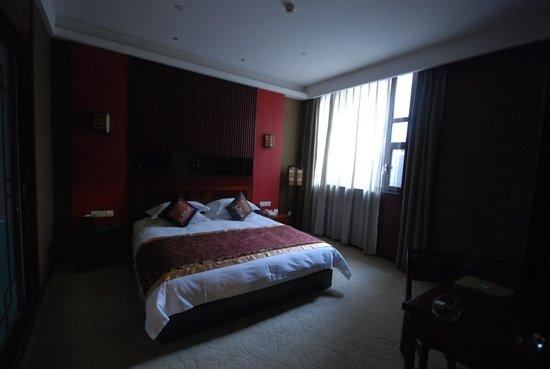 The Kylin Grand Hotel : Room