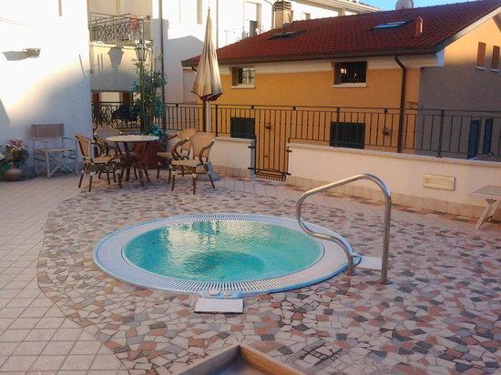 Hotel Cannes: idromassaggio