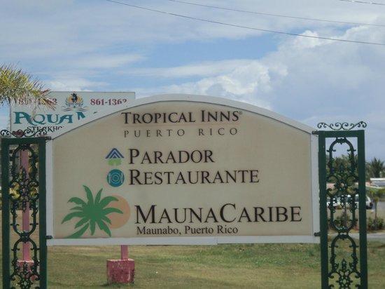 Parador MaunaCaribe: BIENVENIDOS