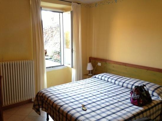 Locanda Milano 1873 : chambre 105 avec petite terrasse