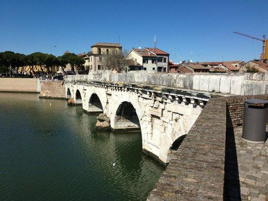 Hotel Milton Rimini, BW Premier Collection: Tiberius Bridge - Rimini