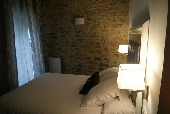 Hotel Montenegro Compostela: Habitacion