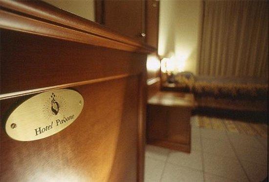 Hotel Pavone: logo