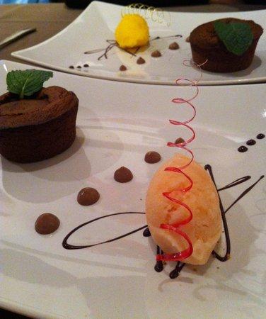 Les Toiles : Le dessert