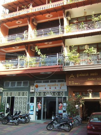 Golden Bridge Hotel (de goede)