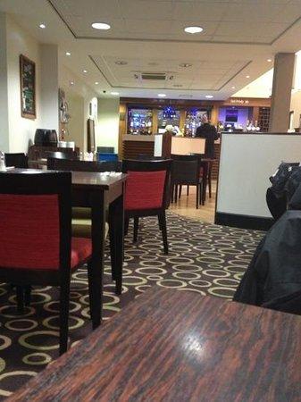 Appleby Inn Hotel: Bar area
