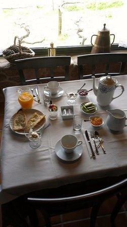 Casal de Folgueiras: desayuno folgueiras