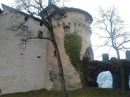 Hotel Resmairhof: castello di scena