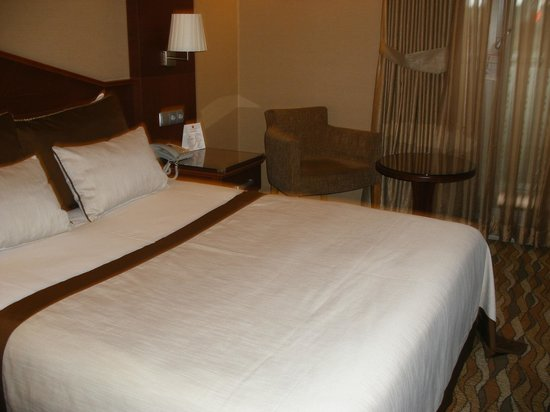Hotel Vicenza: My comfortable room on the second floor