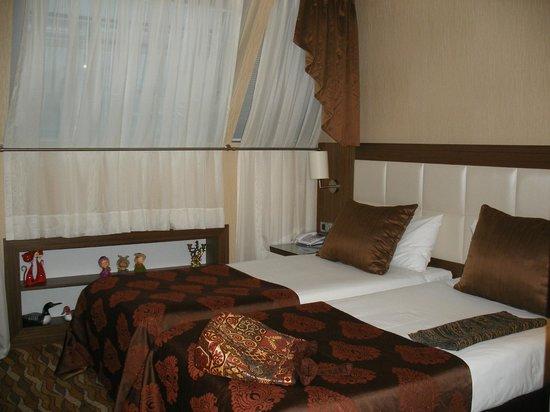 Hotel Vicenza: Attic room