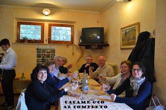Locanda il Boschetto: Gruppo CACAME&CO