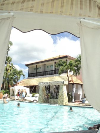 Grand Bahi-a Ocean View Hotel: relax!!!
