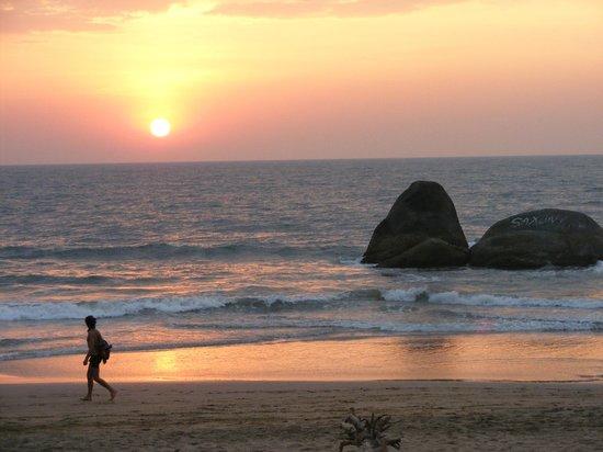 Agonda Beach : :)
