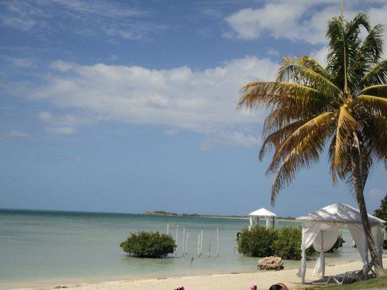 Grand Bahi-a Ocean View Hotel: hermosa vista
