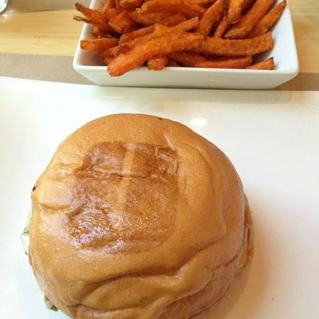 Umami Burger : Hamburguesa