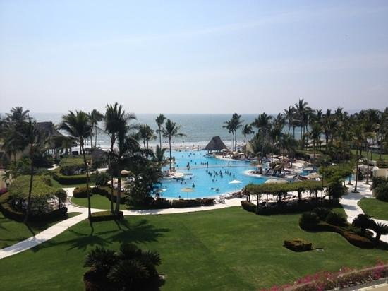 Grand Velas Riviera Nayarit: amazing pool