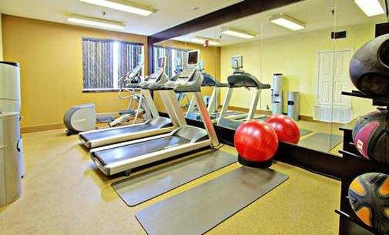 Homewood Suites by Hilton Longview: Fitness Center