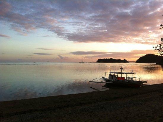 Cashew Grove Beach Resort: View from room