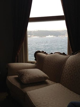 Bosphorus Palace Hotel: Love Must be like Istanbul
