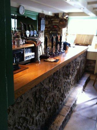The Scott Arms: Bar