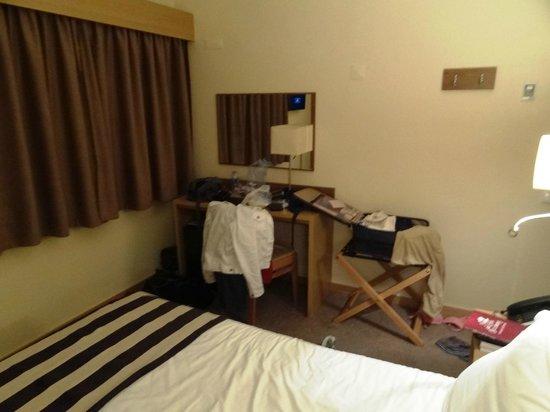Hotel Principe Lisboa: Room street view